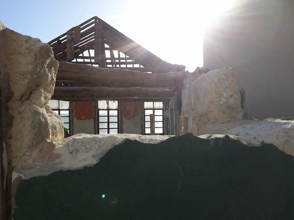 Demolição Habitação Foz