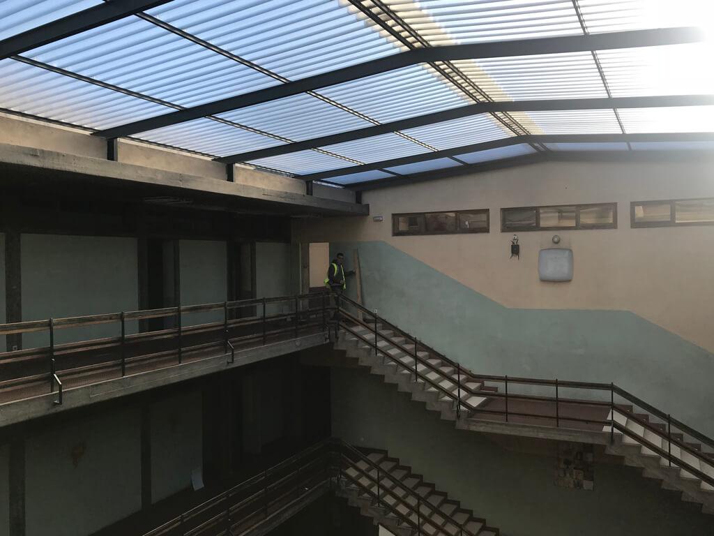 Demolição Escolas de Ermesinde