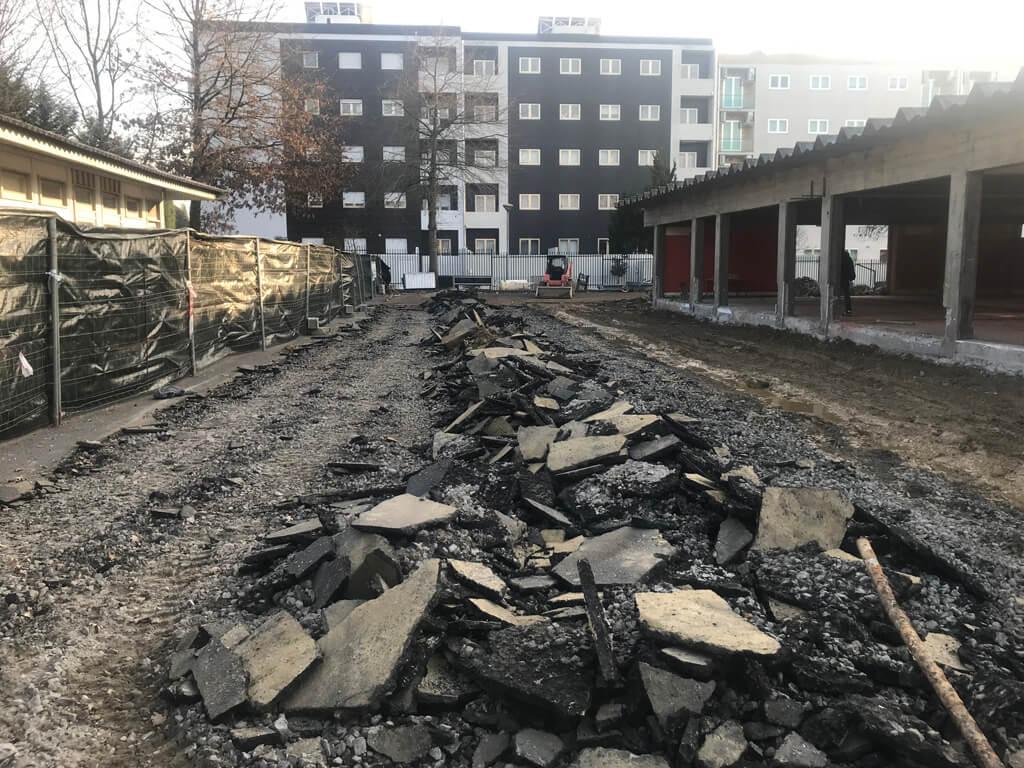 Demolição Escolas V. N. Famalicão